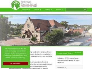 Vorschaubild der Webseite von Hospizinitiative