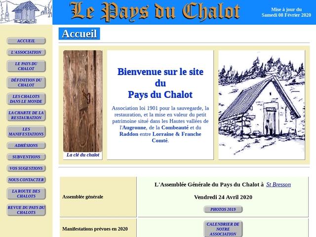 Pays du Chalot