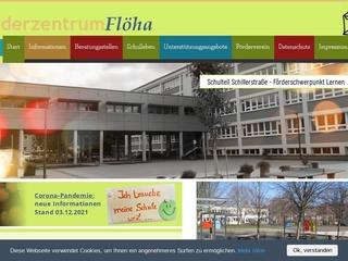 Vorschaubild der Webseite von Schule zur Lernförderung