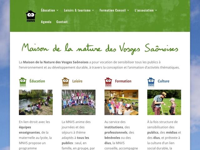 Maison de la Nature des Vosges Saônoises
