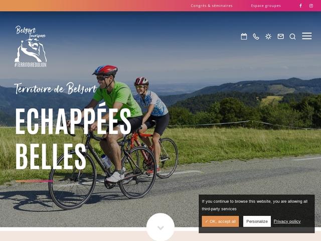 Office de tourisme du Territoire de Belfort