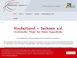 Vorschaubild der Webseite von Villa Geborgenheit für Mutter und Kind
