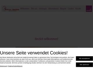Vorschaubild der Webseite von Andreas - Apotheke