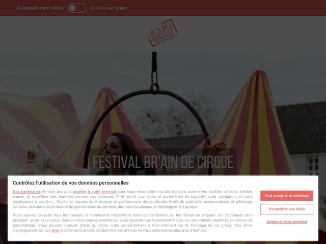 Office de tourisme du Pays du Revermont Bresse Vallée de l'Ain