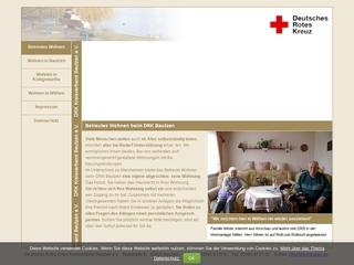 Vorschaubild der Webseite von Seniorenwohnanlage - Betreutes Wohnen