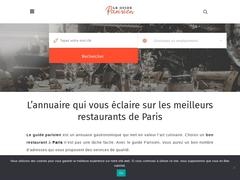 Meilleurs annuaires de restaurants Paris