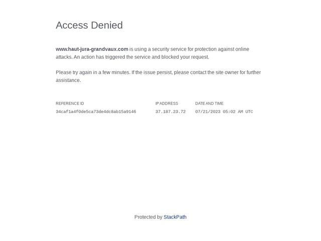 Office du tourisme Haut-Jura Grandvaux