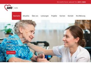 Vorschaubild der Webseite von AWO Kinderhaus Anne Frank