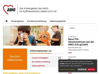 Vorschaubild der Webseite von Kindertagesstätte  Sonnenblume