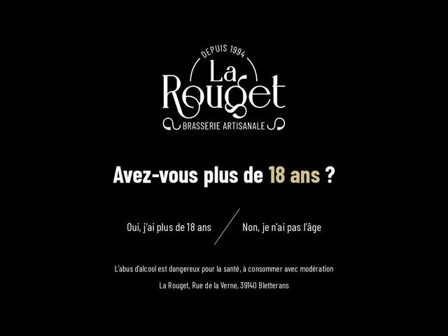 Rouget de Lisle - Brasserie Distillerie