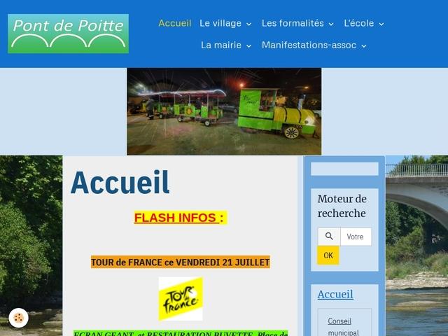 Pont de Poitte
