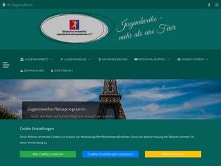 Vorschaubild der Webseite Sächsischer Verband für Jugendarbeit und Jugendweihe e.V. Großregion Dresden