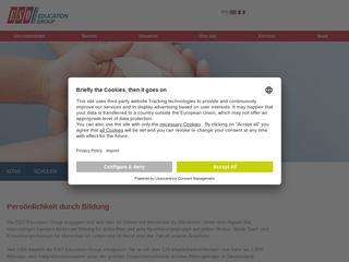 Vorschaubild der Webseite von Berufsfachschule für Sozialassistenz