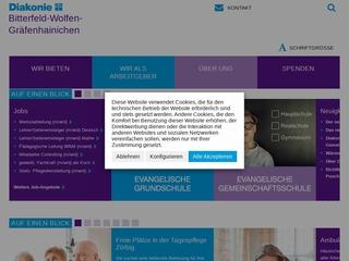 Vorschaubild der Webseite von Kindertagesstätte im Christophorushaus