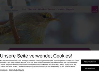 Vorschaubild der Webseite von Sertürner Apotheke