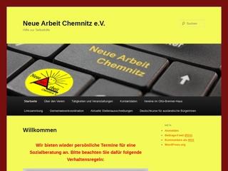 Vorschaubild der Webseite von Kontakt- und Informationsbüro