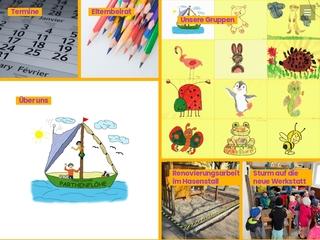 Vorschaubild der Webseite von Kindertagesstätte Parthenflöhe