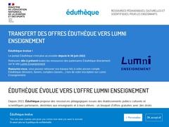 Eduthèque. Ressources AFP pour l'EMI