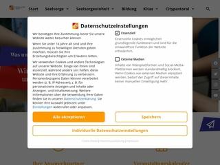 Vorschaubild der Webseite von Kath. Kindergarten St. Antonius