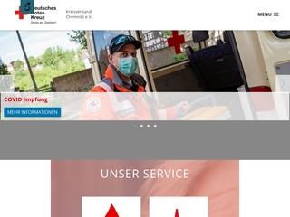 Vorschaubild der Webseite von DRK Kleiderkammer
