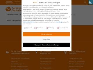 Vorschaubild der Webseite von Kinderhaus am Schlossstrahl