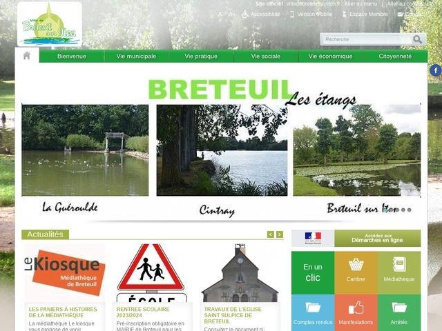 Breteuil-sur-Iton