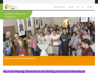 Vorschaubild der Webseite von Dorfener Zentrum für Integration und Familie e.V.