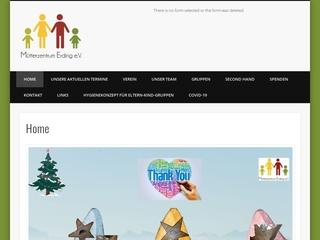 Vorschaubild der Webseite von Mütterzentrum Erding e. V.