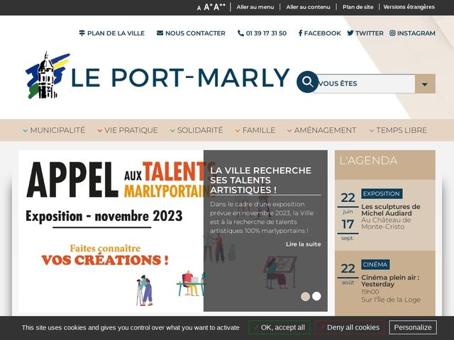 Port-Marly