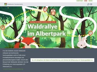Vorschaubild der Webseite von Waldkindergarten Friedewald
