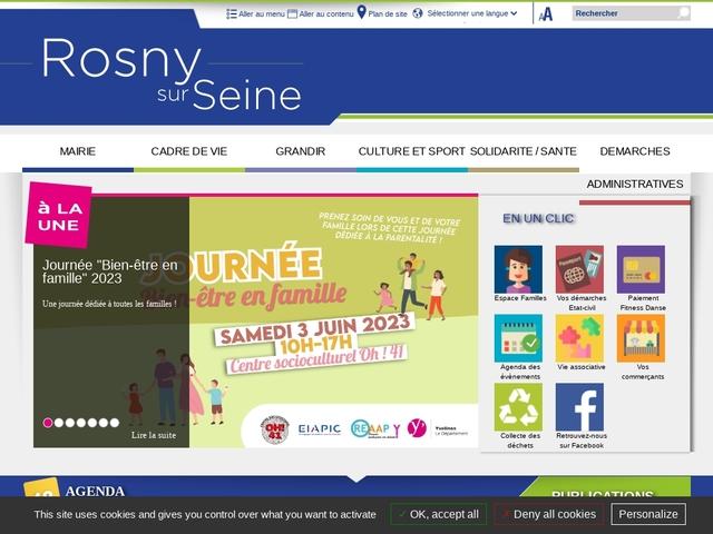Rosny-sur-Seine