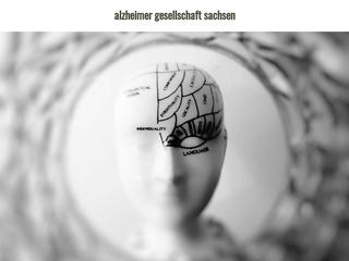 Vorschaubild der Webseite von Alzheimer Gesellschaft Sachsen e.V.