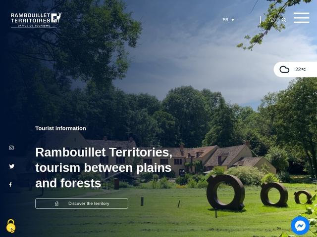 Office de tourisme de Rambouillet