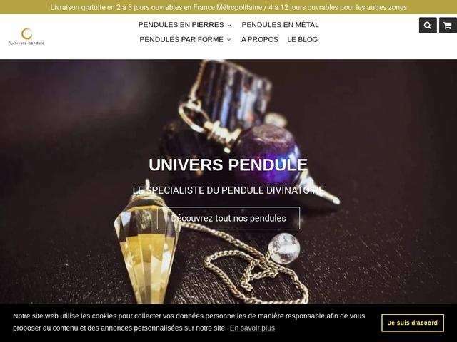 Univers Pendule