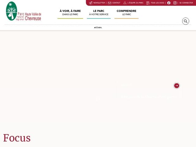 Parc naturel régional de la Haute Vallée de Chevreuse
