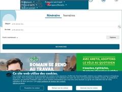 BusCyclette, un service d'Amiens Métropole