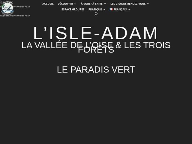 Office de tourisme de L'Isle-Adam