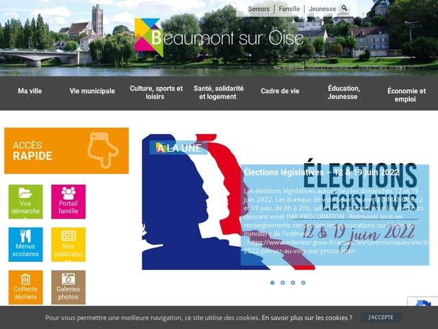 Beaumont-sur-Oise