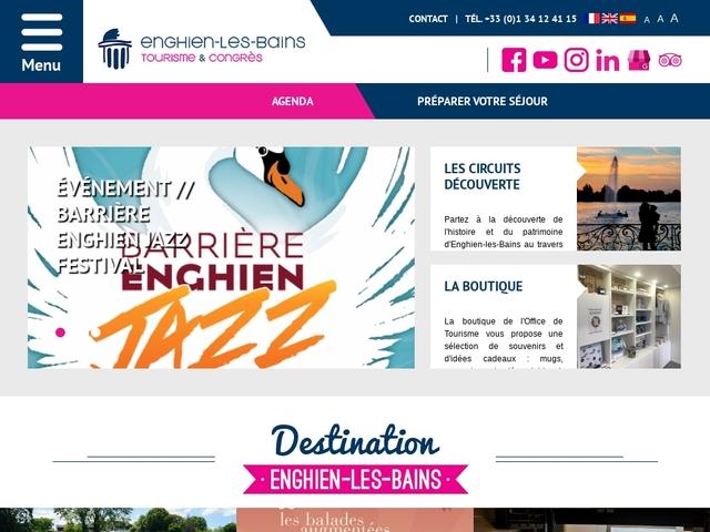 Office de tourisme d'Enghien-les-Bains