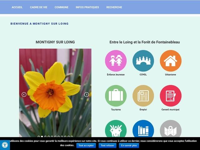 Montigny-sur-Loing