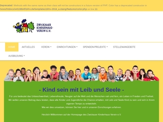 Vorschaubild der Webseite von Kindertagesstätte Alter Steinweg