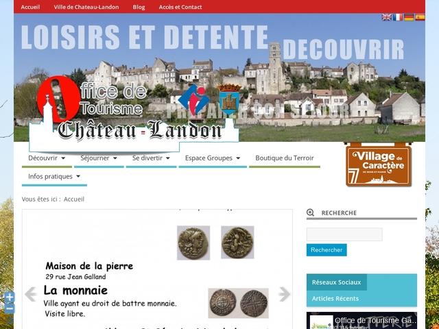 Office de Tourisme de Château-Landon