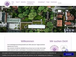 Vorschaubild der Webseite von Pfarrkindergarten St.Andreas