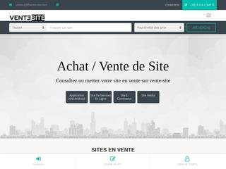 Vente Site