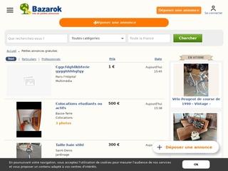 Bazarok