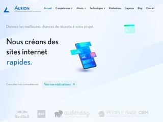 Agence- Aurion