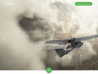 Flyre - Pleteforme de vol