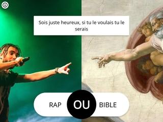 Rap ou Bible