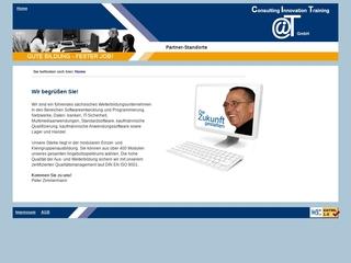 Vorschaubild der Webseite von Berufsfachschule für Technik der ciT GmbH