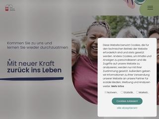 Vorschaubild der Webseite von Mutter-Kind-Klinik St. Ursula